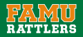 Florida A&M Rattlers 2013-Pres Wordmark Logo 09 decal sticker