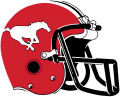 Calgary Stampeders 1987-1995 Primary Logo decal sticker