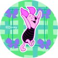 Disney Piglet Logo 05 iron on sticker