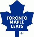 Toronto Maple Leafs 1982 83-1986 87 Primary Logo decal sticker