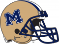 Montana State Bobcats 2004-2012 Helmet iron on sticker