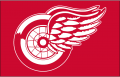 Detroit Red Wings 1932 33-1947 48 Jersey Logo iron on sticker
