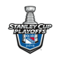 New York Rangers 2014 15 Event Logo decal sticker