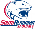 South Alabama Jaguars 2008-Pres Primary Logo iron on sticker