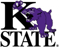 Kansas State Wildcats 1975-1988 Primary Logo iron on sticker