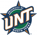 North Texas Mean Green 1995-2004 Secondary Logo 02 iron on sticker