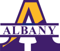 Albany Great Danes 1993-2003 Primary Logo decal sticker
