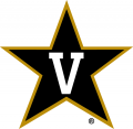 Vanderbilt Commodores 2008-Pres Primary Logo iron on sticker