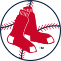 Boston Red Sox 1970-1975 Primary Logo (2) decal sticker