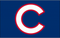 Chicago Cubs 2007-Pres Batting Practice Logo iron on sticker