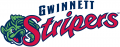 Gwinnett Stripers 2018-Pres Primary Logo iron on sticker