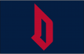Duquesne Dukes 2019-Pres Primary Dark Logo iron on sticker