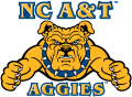 North Carolina A&T Aggies 2006-Pres Primary Logo iron on sticker