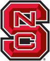 North Carolina State Wolfpack 2006-Pres Alternate Logo 10 iron on sticker