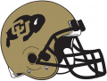 Colorado Buffaloes 2005-Pres Helmet Logo decal sticker