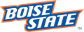 Boise State Broncos 2002-2012 Wordmark Logo 02 decal sticker