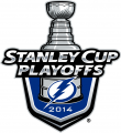 Tampa Bay Lightning 2013 14 Event Logo iron on sticker