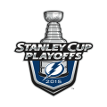 Tampa Bay Lightning 2014 15 Event Logo iron on sticker