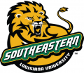 Southeastern Louisiana Lions 2003-Pres Primary Logo decal sticker