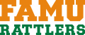 Florida A&M Rattlers 2013-Pres Wordmark Logo 16 decal sticker
