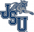 Jackson State Tigers 2006-2014 Alternate Logo iron on sticker