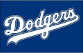 Los Angeles Dodgers 1999 Jersey Logo iron on sticker