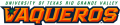UTRGV Vaqueros 2015-Pres Wordmark Logo 07 decal sticker