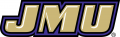 James Madison Dukes 2013-2016 Wordmark Logo 01 iron on sticker