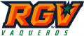 UTRGV Vaqueros 2015-Pres Wordmark Logo 01 decal sticker