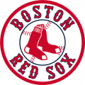 Boston Red Sox 1976-2008 Primary Logo 02 decal sticker