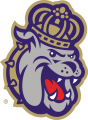 James Madison Dukes 2017-Pres Secondary Logo 02 iron on sticker