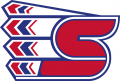 Spokane Chiefs 1990 91-Pres Primary Logo iron on sticker