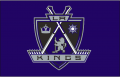 Los Angeles Kings 2002 03-2006 07 Jersey Logo iron on sticker