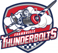 Evansville Thunderbolts 2016 17-Pres Primary Logo iron on sticker