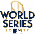 MLB World Series 2017 Logo iron on sticker