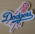 Los Angeles Dodgers Embroidery logo