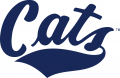 Montana State Bobcats 2004-Pres Wordmark Logo iron on sticker