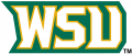 Wright State Raiders 2001-Pres Wordmark Logo iron on sticker