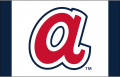 Atlanta Braves 2014-2016 Batting Practice Logo decal sticker