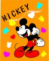 Mickey Mouse Logo 20 decal sticker
