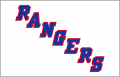 New York Rangers 1999 00-Pres Jersey Logo 02 decal sticker