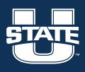 Utah State Aggies 2012-Pres Alternate Logo 01 iron on sticker