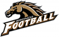 Western Michigan Broncos 1998-2015 Alternate Logo 01 decal sticker