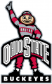 Ohio State Buckeyes 2003-2012 Mascot Logo 02 decal sticker