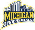 Michigan Wolverines 2000-Pres Stadium Logo decal sticker