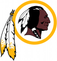 Washington Redskins 1983-Pres Primary Logo iron on sticker
