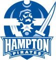 Hampton Pirates 2007-Pres Alternate Logo 01 decal sticker