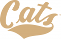 Montana State Bobcats 2004-2012 Wordmark Logo iron on sticker