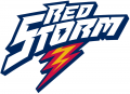 St.Johns RedStorm 1992-2003 Wordmark Logo 03 iron on sticker