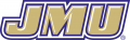 James Madison Dukes 2013-2016 Wordmark Logo iron on sticker